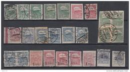 1920    MICHEL   Nº  15 / 17 , 18 / 20 - Estonia