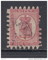 1866 - 70   YVERT  Nº 9 - Usados