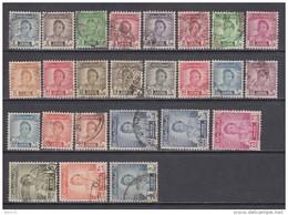 1948 - 1951    VARIOS  SELLOS - Irak