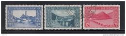 1912   YVERT  Nº 61 / 63 - Bosnia Herzegovina