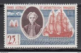 1959  Yvert Nº 18  /*/, - Tierras Australes Y Antárticas Francesas (TAAF)