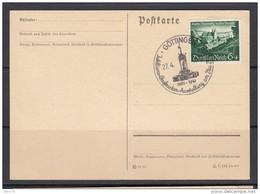 POSTKARTE  - - Deutschland