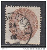 1863   MICHEL   Nº 18 - Saxe