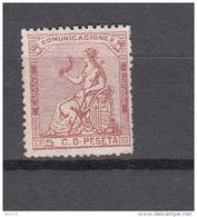 1873   EDIFIL  Nº 132  ( * ) - Nuevos