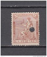 1873   EDIFIL  Nº 139  ( * ) - 1873 1. Republik