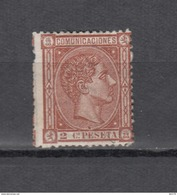 1875    EDIFIL  Nº 162  ( * ) - Ungebraucht