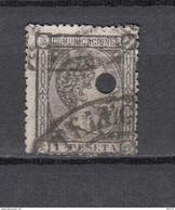 1875    EDIFIL  Nº 169 T - 1875-1882 Koninkrijk: Alfonso XII