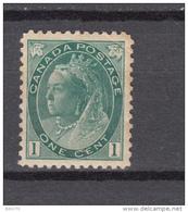 1897   YVERT  Nº  55   / * / - 1851-1902 Reinado De Victoria