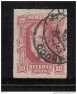1878 - 1879   YVERT  Nº 40 - Brasil