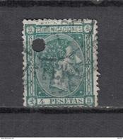 1875    EDIFIL  Nº 170 T - 1875-1882 Koninkrijk: Alfonso XII