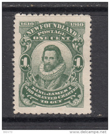1910   YVERT  Nº 72  / * / - 1908-1947