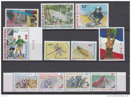 AÑO 1998  VARIOS SELLOS      /  ** / - Wallis Y Futuna