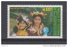 2001 AEREO   YVERT N  187      /  ** / - Wallis Y Futuna