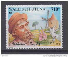2001 AEREO   YVERT N  202     /  ** / - Wallis Y Futuna