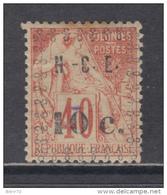 1891 - 1892   YVERT  Nº 13   / * / - Nueva Caledonia