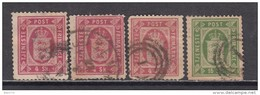 1871   YVERT  Nº 2 , 3 - Port Dû (Taxe)