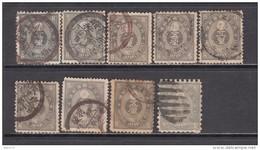 1876 - 1877    YVERT  Nº 47 - Japon