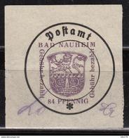 Lokalausgabe Bad Nauheim Mi. 5 I  ( * ) - Zona Soviética