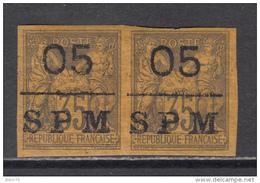 1885 - 1891   YVERT  Nº 9   / * / - St.Pedro Y Miquelon