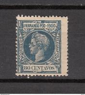 1900   EDIFIL  Nº 91  / * / - Fernando Poo
