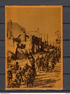 LA DIVISION AZUL - LA CRUZADA EUROPEA CONTRA EL BOLCHEVISMO - SERIE I, CUADRO 12 - Guerra 1939-45