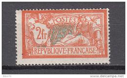 1907   YVERT  Nº   145   / * / - Francia