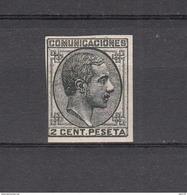 1878  EDIFIL  Nº  190e    / */   Error De Color - Nuevos