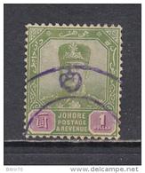 1904  SG  70 - Johore