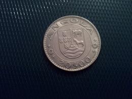20 Escudos Angola  1971 - Portugal