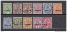 1923 - 24   VARIOS  SELLOS   / * / - Kuwait