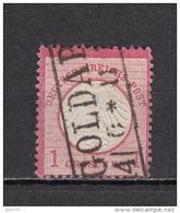 1872   MICHEL  Nº  4 - Deutschland