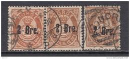 1888    YVERT    Nº  45 - Noruega
