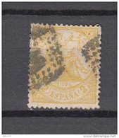 1874    EDIFIL  Nº 143 - 1873-74 Regencia