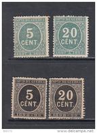 1898   VARIOS SELLOS - Impuestos De Guerra
