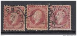 1856   YVERT Nº 5 - Noruega