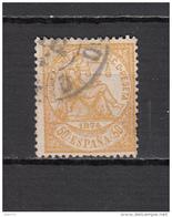 1874    EDIFIL  Nº 149 - 1873-74 Regencia
