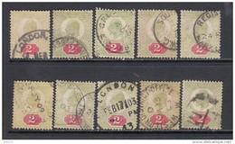 1902 - 10  YVERT Nº 109 - Usados