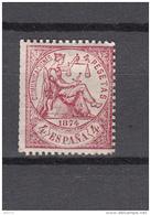1874     EDIFIL  Nº 151 - 1873-74 Regentschaft