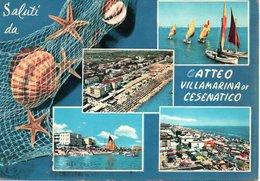Saluti Da Gatteo Villamarina Di Cesenatico - Souvenir De...