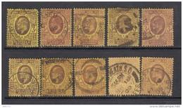 1902 - 10  YVERT Nº 111 - Usados