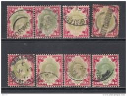 1902 - 10  YVERT Nº 117 - Usados