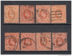 1909 - 1910   YVERT Nº 122 - Usados