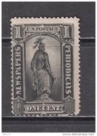 1875 - 1885    YVERT  Nº 5   / * / - Newspaper & Periodical