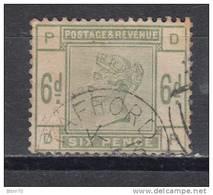 1883 YVERT   N 83  - PERFECTO - - 1840-1901 (Viktoria)