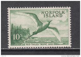 1960 - 1963     YVERT  Nº   44     / * / - Isla Norfolk