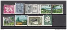 1960 - 196    VARIOS  SELLOS   / * / - Isla Norfolk