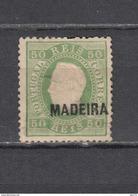 1871 - 1879  YVERT  Nº 22    ( * ) - Madeira