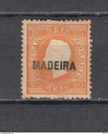 1871 - 1879  YVERT  Nº 24    ( * ) - Madeira