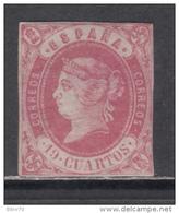 1862    EDIFL  Nº  60   /  * /     -- MARQUILLA -- - Nuevos