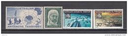 1957 - 1971    YVERT  Nº 1 , 7 , 19 / 20   ** / * - Territorio Antártico Australiano (AAT)